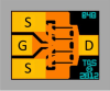RF Power Transistor -- TGF2040