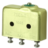 SE Series Environmentally Sealed Basic Switch, Single Pole Double Throw Circuitry, 5 A at 250 Vac, Pin Plunger Actuator, Solder (Turret) Termination -- 7SE1-T -Image