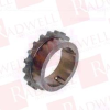 ASEA BROWN BOVERI 10020H ( BALDOR DODGE, 10020H, CHAIN COUPLING HUB, 6.72IN OD, 20TEETH, 100CHAIN ) -Image