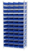 Shelf Bin Wire Systems -- HAWS183630158-B -Image