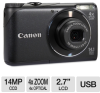 Canon A2200 4943B001 PowerShot Digital Cameras - 14.1 Exact -- 4943B001