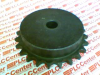 SPROCKET 1/2IN PITCH 24TEETH 1/2IN BORE -- 40B24