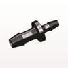 Straight Reducer Connector, Barbed, Black -- HSR6431 -Image