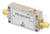 50 dB Gain, 28 dBm IP3, 1 dB NF, 18 dBm P1dB, 10 MHz to 1 GHz, Low Noise High Gain Amplifier SMA -- PE15A1013 -Image