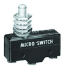 BASIC SWITCH, OT PLUNGER, SPDT, 15A, 480V -- 23F4037