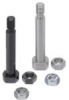 Hinge Pin, Head Nut Type -- CLBDG - Image