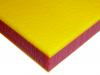 HDPE Colorcore - Yellow/Red/Yello - Image