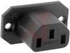 Cord Plug Assembly; 10 A; 250 VAC; 10 Megohms (Min.) @ 500 VDC; 2 kV @ 50 Hz -- 70080659 - Image