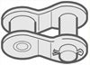 Roller Chain Links -- 1463775 -Image