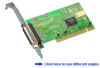 Single Parallel PCI (SPP/PS2/EPP/ECP) -- PP110