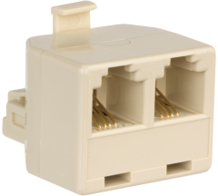 modular connector and RJ connectors