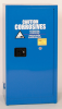 Eagle 16 gal Blue Hazardous Material Storage Cabinet - 23 in Width - 44 in Height - Bench Top - 048441-33409 -- 048441-33409 - Image