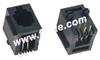 PCB Jack -- FB-22-02 5222 4P(no Grid) - Image