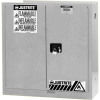 Hazardous Liquid Safety Storage Self-Close Cabinet -- CAB25452-GRAY