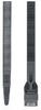 MURRPLASTIK 87661258 ( (PRICE/PK OF 100) KKB 28 BLACK CABLE TIE W/LOCK ) -- View Larger Image