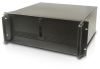 iStarUSA E-40/35BK 4U Military Rackmount Server Case - 350-W -- E-40/35BK