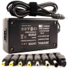 Universal Laptop AC Adapter 70Watt Variable 7 DC Voltages Output -- AD-UNV-01