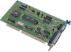 RS-232/422/485 Current-loop Communication Card -- PCL-740 -Image