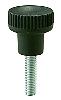Knurled Knob -- 05KD80S-M530