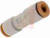 Check Valve, straight with one-touch fittings, for 1/4 tube -- 70070449 - Image