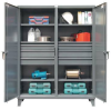 Double Shift Cabinet -- 56-DS-246-6DB - Image