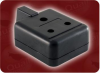 MOUNTABLE SOUTH AFRICAN / SOUTH AFRICA SOCKET -- 8580.MSB