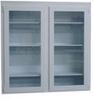 2 Sliding Door Wall Cabinet 48x24 -- ID-2SL-4824-WC