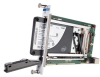 3C CompactPCI Serial Front Removable SATA Drive Carrier Board