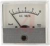 Voltmeter, AC; 0 to 10 V; Polarized-Vane Solenoid; Polystyrene; 5% -- 70136710 - Image