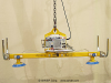 Two Pad Horizontal Vacuum Lifter -- L100M2-48-Image
