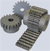 Silent Chain Coupling -- 12BD