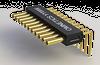 Micro SSB Series Strip Connectors - Single Row Horizontal Thru-Hole - Type BB