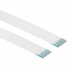 Flat Flex Ribbon Jumpers, Cables -- 0210200163-ND -Image