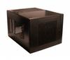 SG05B Mini-ITX / Mini-DTX SECC Desktop Chassis with choice of 300 Watt 80 Plus or 450 Watt 80 Plus SFX Power -- 1407684 - Image