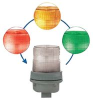 LED BEACON LIGHT, 120VAC, 100mA -- 40T9928