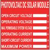 Labels : Solar : Polyester -- C400X400SP1-DSM