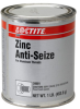 Henkel Loctite Zinc Anti-Seize Lubricant Gray 1 lb Can -- 233507 -Image