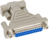 D-Sub, D-Shaped Connectors - Adapters -- AE9882-ND