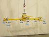 Six Pad Adjustable Crossarm Vacuum Lift -- M90M6-86-3/44 -Image