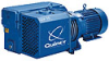 2-40 hp Direct Drive Rotary Vane Vacuum Pump -- QV