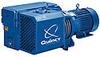 2-40 hp Direct Drive Rotary Vane Vacuum Pump -- QV