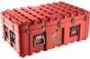 Pelican IS3721-1103 Inter-Stacking Pattern Case with Foam - Red -- PEL-IS372111036000100 -Image