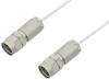 1.85mm Male to 1.85mm Male Cable 60 Inch Length Using PE-SR047FL Coax -- PE36521-60 -- View Larger Image