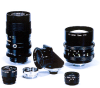 High Resolution CCTV Lens 9.6mm x 12.8mm Format Size -- EL1025B -- View Larger Image
