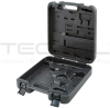 tec™ Hotmelt Glue & Gun Carry Case Black -- PAGG20252 -Image