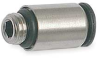 Male Connector,Tube 5/32 In or 4mm,PK 10 -- 1PFF1