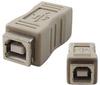 B Female to B Female USB Gender Changer -- 85-644 - Image