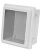 JIC Size Junction Box NEMA 4X Fiberglass Enclosures -- AM664RLW - Image