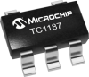 150mA Adjustable CMOS LDO with Shutdown -- TC1187 -Image