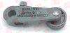 EATON CORPORATION E50KL200 ( LIMIT SWITCH COMPONENT, STANDARD ALUMINUM LEVER W/ NYLATRON ROLLER, 1 1/2INCH, OPERATING LEVER, ROLLER HEAD, FOR LIMIT SWITCH ) -Image